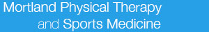 Mark Mortland Physical Therapy and Sports Medicine Logo